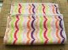 yarn dyed wave towel